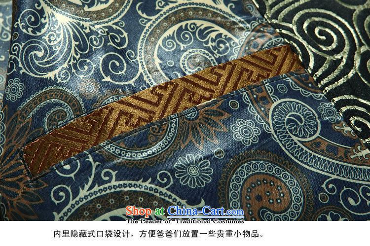 Kanaguri Mouse Tang dynasty Long-sleeve Autumn New Men Tang jackets, GOLD聽XXL pictures jacket, prices, brand platters! The elections are supplied in the national character of distribution, so action, buy now enjoy more preferential! As soon as possible.