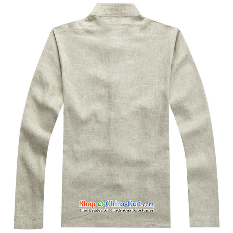 Kanaguri mouse autumn new long-sleeved Tang dynasty in long-sleeved older men Tang Dynasty Package beige kit聽M picture, prices, brand platters! The elections are supplied in the national character of distribution, so action, buy now enjoy more preferential! As soon as possible.