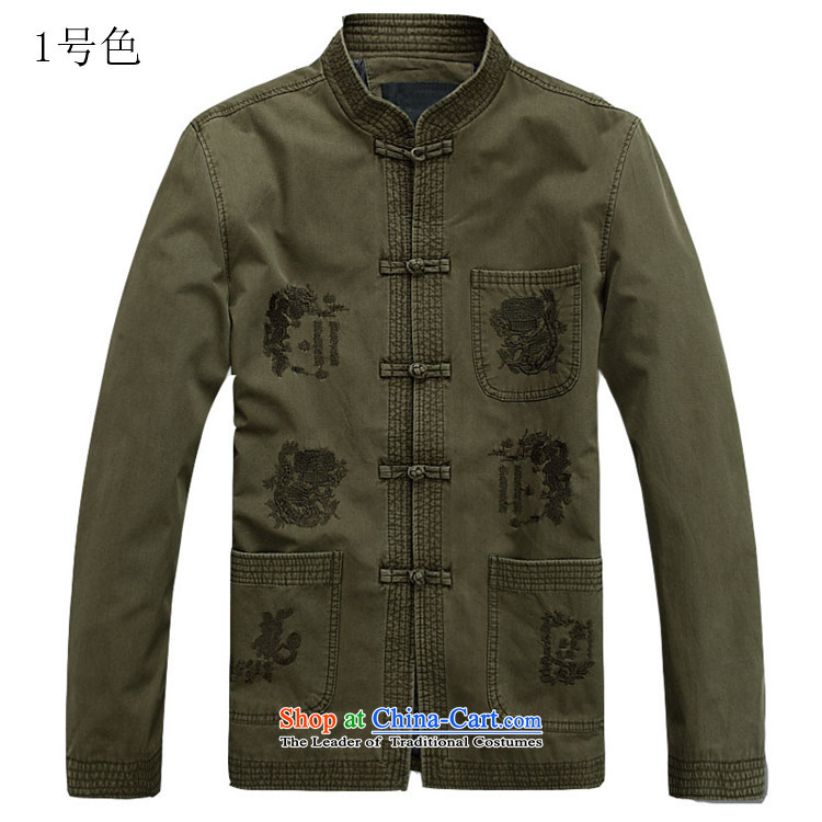 Kanaguri Mouse New Men Tang jackets Fall/Winter Collections long-sleeved聽No. 1 color聽pictures, prices, XXL/185 brand platters! The elections are supplied in the national character of distribution, so action, buy now enjoy more preferential! As soon as possible.
