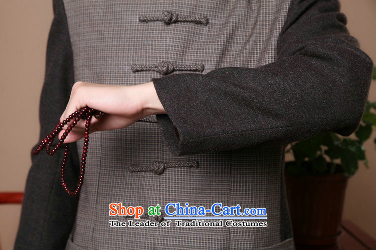 Figure in the autumn and winter flower older collar disc detained wool? men improved jacket Chinese Antique spell color jacket color photo of Tang聽M picture, prices, brand platters! The elections are supplied in the national character of distribution, so action, buy now enjoy more preferential! As soon as possible.