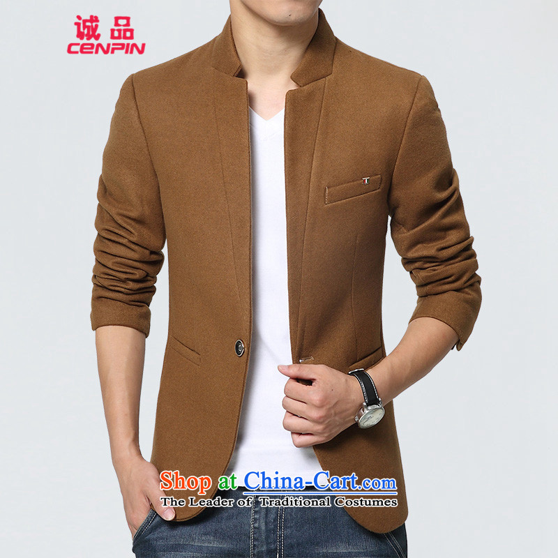 Eslite autumn new stylish casual Chinese tunic men jacket? Small Suit 1628-?L