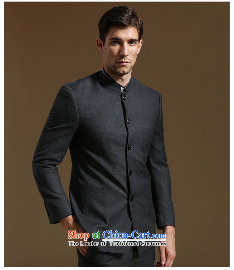 In its speaker men Chinese tunic commerce is casual Chinese collar suit male Korean Sau San suits聽Xl/180a Gray Photo, prices, brand platters! The elections are supplied in the national character of distribution, so action, buy now enjoy more preferential! As soon as possible.