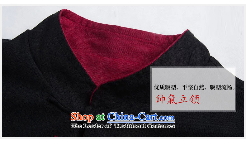 Renowned China wind retro men Tang Dynasty Chinese men and Han-Sau San disk l detained Chinese tunic duplex wear clothing yellow聽L picture, prices, brand platters! The elections are supplied in the national character of distribution, so action, buy now enjoy more preferential! As soon as possible.