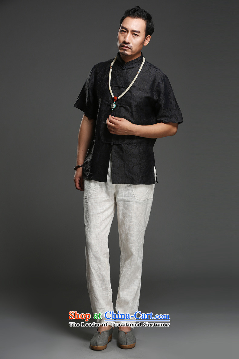 Renowned Chinese national wave service for summer 2015 men's shirts聽100 herbs extract Short-Sleeve Mock-Neck Shirt Silk Tang dynasty wine red聽XL Photo, prices, brand platters! The elections are supplied in the national character of distribution, so action, buy now enjoy more preferential! As soon as possible.