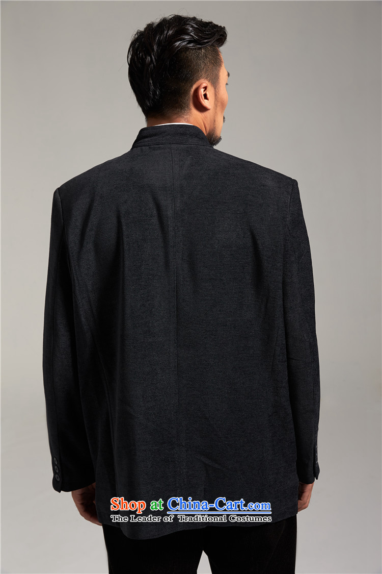 Fudo Great China de wind Men's Jackets Tang jackets聽2015 autumn and winter middle-aged long-sleeved father replacing coffee-colored聽52/3XL picture, prices, brand platters! The elections are supplied in the national character of distribution, so action, buy now enjoy more preferential! As soon as possible.