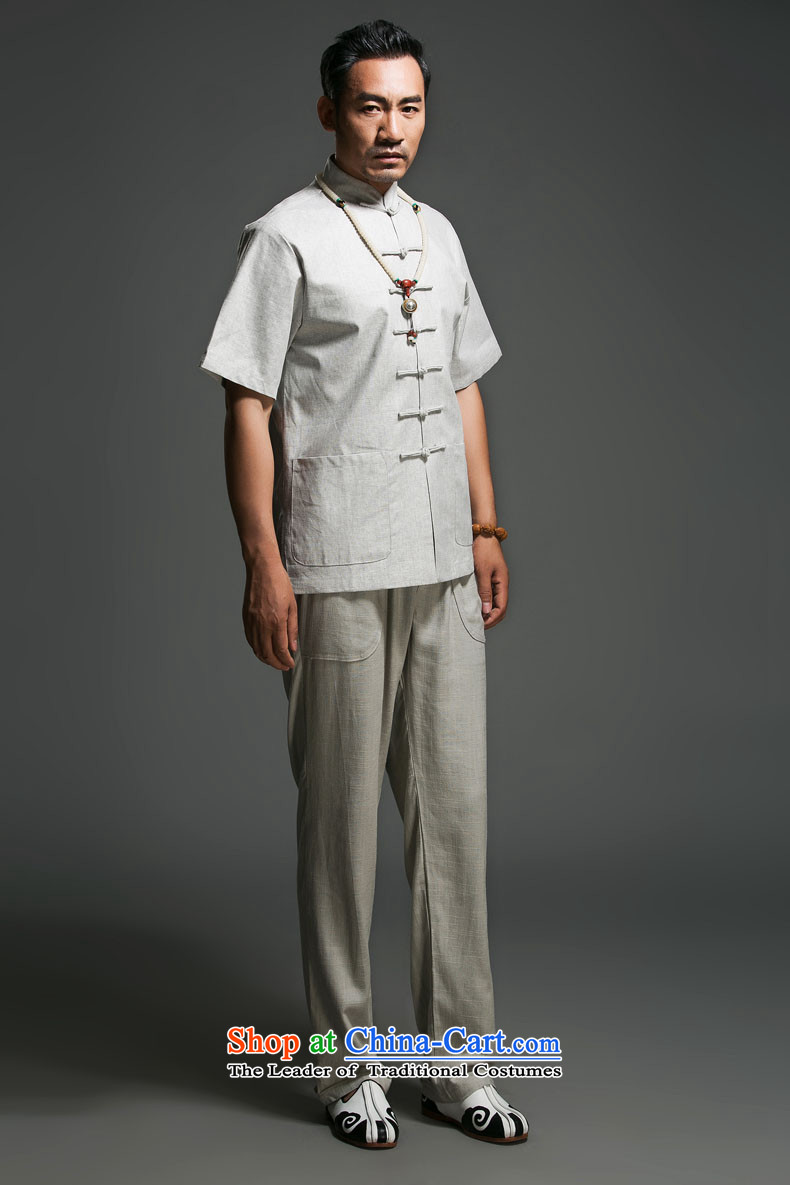 Renowned Chinese Services China wind and flax Chinese Disc collar detained men in his shirt-sleeves Retro classic Zen Sau San Tong replacing deep聽XXXL picture, prices, brand platters! The elections are supplied in the national character of distribution, so action, buy now enjoy more preferential! As soon as possible.