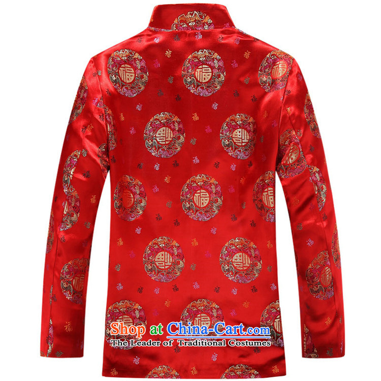 Beijing OSCE autumn and winter, Tang dynasty men's long-sleeved father in older couples jacket men red women 175 pictures, prices, brand platters! The elections are supplied in the national character of distribution, so action, buy now enjoy more preferential! As soon as possible.