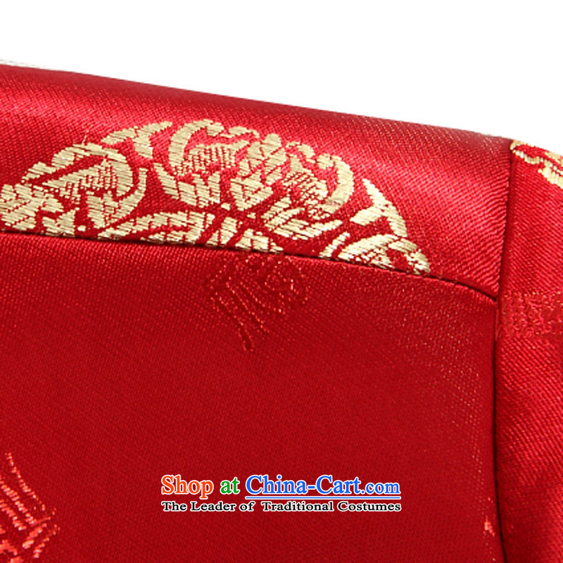 Beijing OSCE men fall and winter new Tang Dynasty Men long-sleeved jacket Tang dynasty couples men red men 190, Putin (JOE OOH) , , , shopping on the Internet