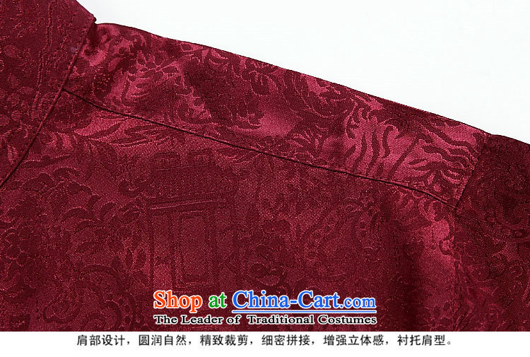 Beijing New Autumn Europe Tang dynasty Long-sleeve Kit Man Tang dynasty blue packaged聽XL Photo, prices, brand platters! The elections are supplied in the national character of distribution, so action, buy now enjoy more preferential! As soon as possible.