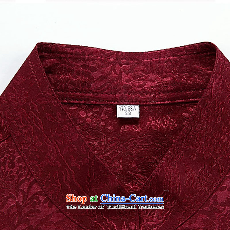 Beijing New Autumn Europe Tang dynasty Long-sleeve Kit Man Tang dynasty blue packaged聽XL, Putin (JOE OOH) , , , shopping on the Internet