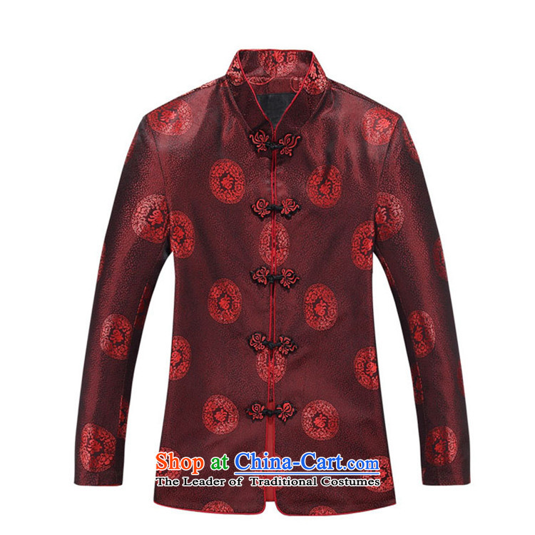 Beijing OSCE autumn and winter new Tang dynasty men's jackets female couple festive Tang dynasty women red T-shirt men 175 pictures, prices, brand platters! The elections are supplied in the national character of distribution, so action, buy now enjoy more preferential! As soon as possible.