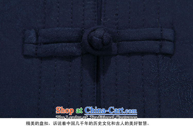 Beijing OSCE autumn and winter New Man Fu Shou long-sleeved Tang Dynasty Package Blue Kit 70 pictures, prices, brand platters! The elections are supplied in the national character of distribution, so action, buy now enjoy more preferential! As soon as possible.