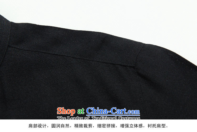 Beijing OSCE autumn and winter new Tang Dynasty Package long-sleeved Han-men in older load father gray suit聽M picture, prices, brand platters! The elections are supplied in the national character of distribution, so action, buy now enjoy more preferential! As soon as possible.