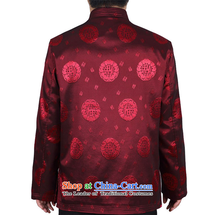 Beijing OSCE well Tang dynasty field men's Chinese tunic men jacket fall new red聽XXXL/190 picture, prices, brand platters! The elections are supplied in the national character of distribution, so action, buy now enjoy more preferential! As soon as possible.