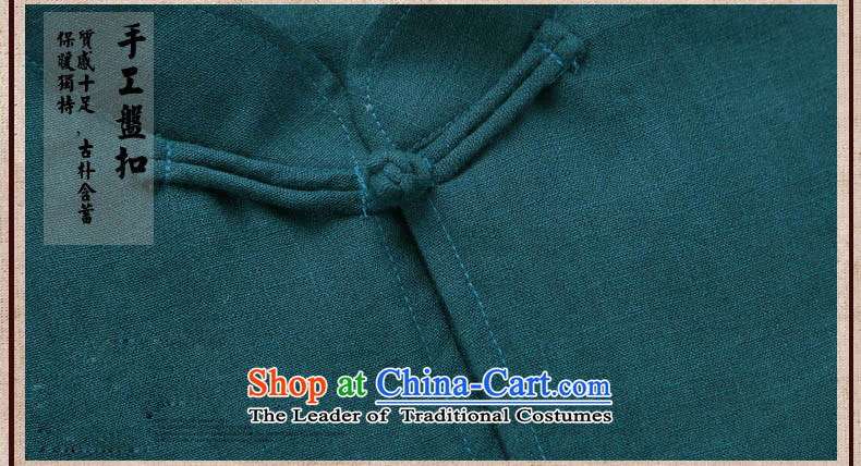 New Products retro China HUNNZ wind long-sleeved men cotton leprosy is Chinese Tang dynasty male in older ball collar military Green聽175 pictures, prices, brand platters! The elections are supplied in the national character of distribution, so action, buy now enjoy more preferential! As soon as possible.