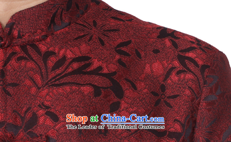 The Cave of the elderly by 2015 New Red Tang dynasty in the Spring and Autumn Period and the elderly men and a long-sleeved over the life jackets birthday Y881 Red聽175 yards picture, prices, brand platters! The elections are supplied in the national character of distribution, so action, buy now enjoy more preferential! As soon as possible.