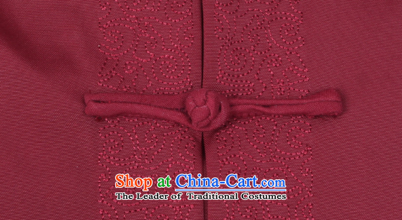 The Cave of the elderly 15 autumn and winter New Red Tang dynasty in embroidery older married upscale banqueting Tang jackets Y768 red聽190 yards picture, prices, brand platters! The elections are supplied in the national character of distribution, so action, buy now enjoy more preferential! As soon as possible.