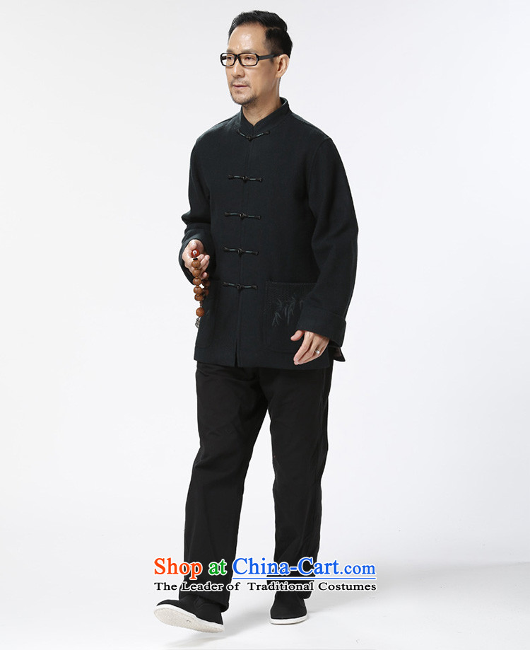 Ho Chi Chiu New) older men's woolen long-sleeved Tang Gown of older persons a solid color wild jacket father replacing Plum Purple聽XXL picture, prices, brand platters! The elections are supplied in the national character of distribution, so action, buy now enjoy more preferential! As soon as possible.