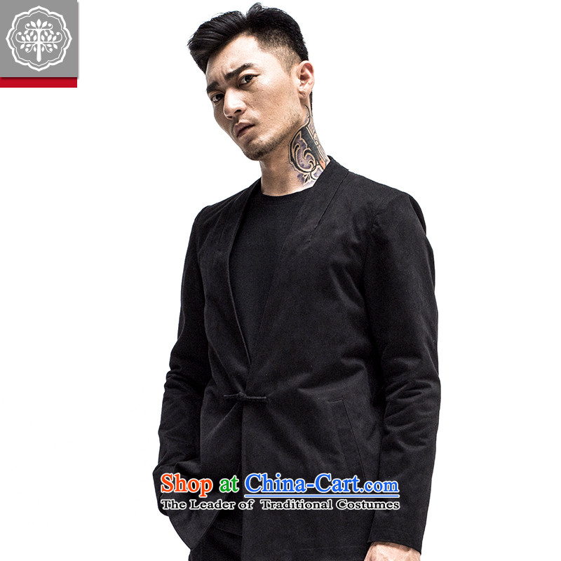 To Fall 2015 New Tree suits for the Chinese original men casual clothing suit Chinese male Hyun?175_L color