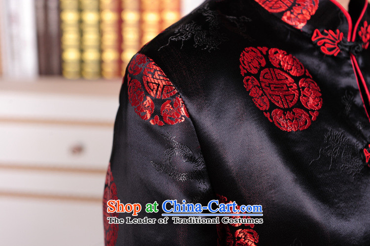 Jie in the autumn and winter of older women and men in Tang Dynasty Mom and Dad birthday couples loaded so life wedding long-sleeved sweater mother,聽pictures, prices, XXXL brand platters! The elections are supplied in the national character of distribution, so action, buy now enjoy more preferential! As soon as possible.