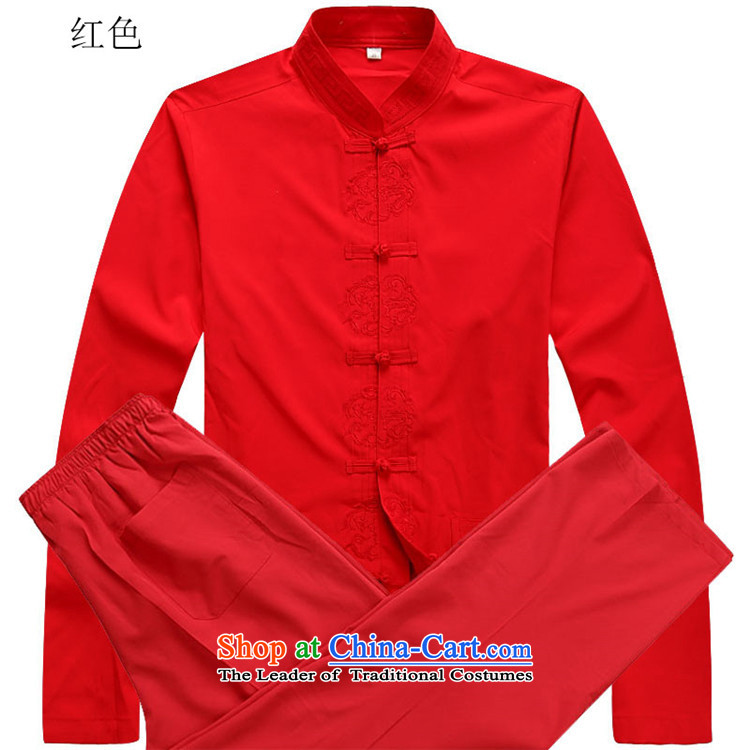 Hiv Rollet 2015 Fall/Winter Collections of new products in the Tang dynasty China wind Older long-sleeved white kit kit聽XL Photo, prices, brand platters! The elections are supplied in the national character of distribution, so action, buy now enjoy more preferential! As soon as possible.