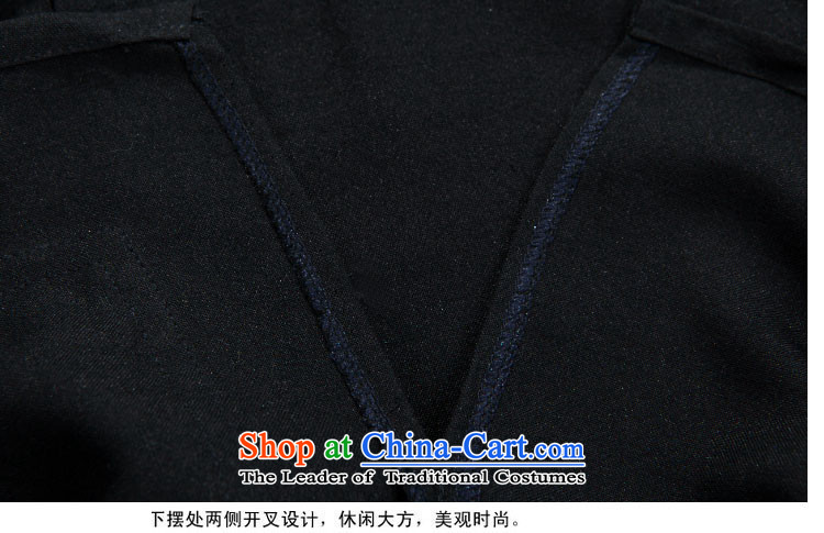 Rollet HIV from older men Tang jackets autumn and winter set long-sleeved black trousers聽XXXL picture, prices, brand platters! The elections are supplied in the national character of distribution, so action, buy now enjoy more preferential! As soon as possible.
