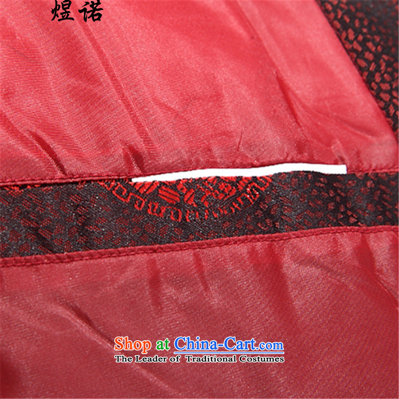 Familiar with the China wind couples long-sleeve sweater and Tang dynasty Chinese elderly father fall inside the life jackets for couples birthday ball track suit autumn Tang dynasty men winter cotton coat聽XXL, familiar with the , , , shopping on the Inte