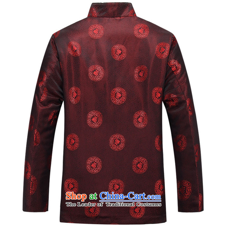 Hiv Rollet autumn and winter coats of elderly couples package version male red jacket聽175 pictures, prices, brand platters! The elections are supplied in the national character of distribution, so action, buy now enjoy more preferential! As soon as possible.