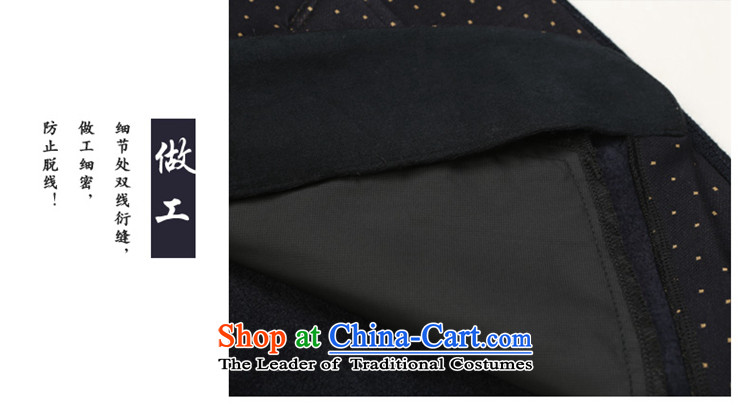 Shuai ocean autumn and winter New Men Tang Dynasty Chinese men at the folder shoulder China wind stamp Sau San men, a black vest聽180 pictures, prices, brand platters! The elections are supplied in the national character of distribution, so action, buy now enjoy more preferential! As soon as possible.