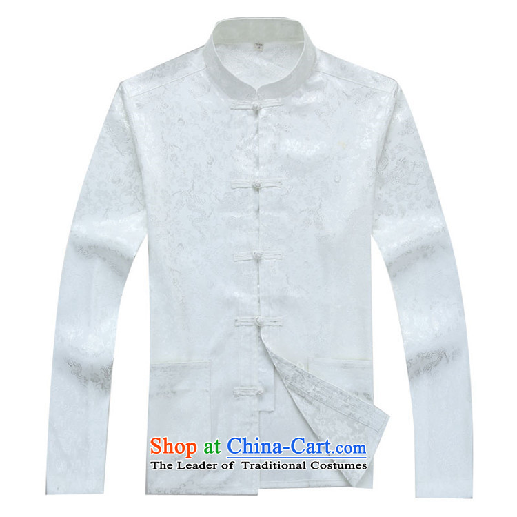 Kanaguri mouse autumn and winter New Kit Tang dynasty male Tang dynasty white long-sleeved kit聽XL Photo, prices, brand platters! The elections are supplied in the national character of distribution, so action, buy now enjoy more preferential! As soon as possible.