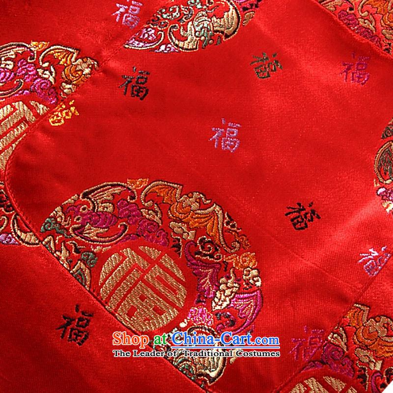 Kanaguri mouse autumn and winter new Tang dynasty qingluzhong older Tang jackets men red women 175 kanaguri mouse (JINLISHU) , , , shopping on the Internet