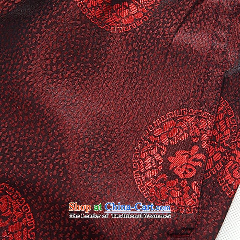 Kanaguri mouse autumn and winter new elderly couples, Tang jackets women red kit men 175 kanaguri mouse (JINLISHU) , , , shopping on the Internet