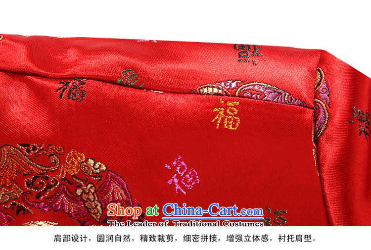 Kanaguri mouse autumn and winter new Tang dynasty couples older men and women Tang dynasty jackets of older persons Tang dynasty women red women 175 pictures, prices, brand platters! The elections are supplied in the national character of distribution, so action, buy now enjoy more preferential! As soon as possible.