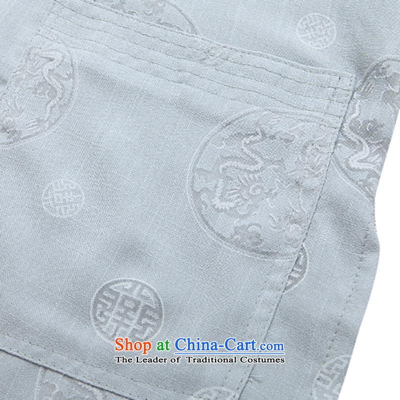 Kanaguri mouse autumn new Tang dynasty Long-sleeve Kit Man Tang dynasty beige jacket聽XL, kanaguri mouse (JINLISHU) , , , shopping on the Internet