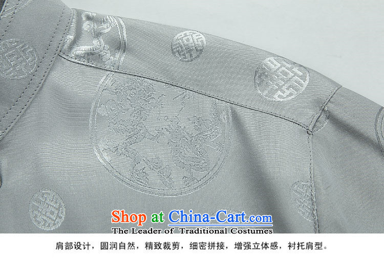 Kanaguri mouse autumn and winter New Men long-sleeved Tang Dynasty Package gray suit聽XL Photo, prices, brand platters! The elections are supplied in the national character of distribution, so action, buy now enjoy more preferential! As soon as possible.