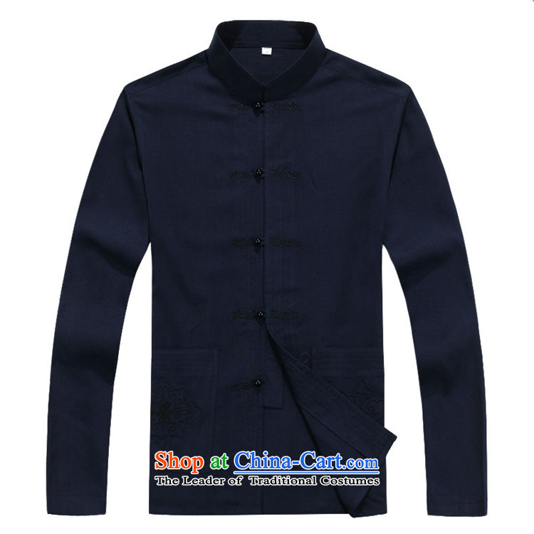 Kanaguri mouse men in Tang Dynasty older men long-sleeved Tang Dynasty Package for autumn and winter new black shirt聽S picture, prices, brand platters! The elections are supplied in the national character of distribution, so action, buy now enjoy more preferential! As soon as possible.