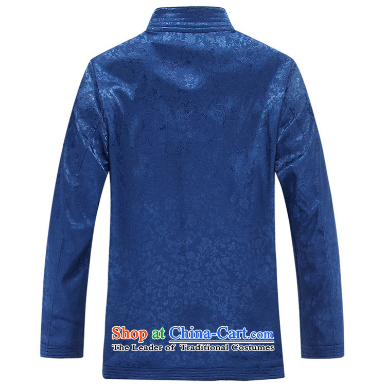 Kanaguri mouse autumn New Men Tang jackets long-sleeved shirt collar Tang Blue聽180 pictures, prices, brand platters! The elections are supplied in the national character of distribution, so action, buy now enjoy more preferential! As soon as possible.