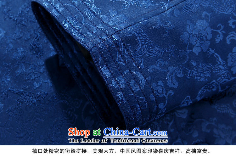 Hiv Rollet autumn and winter in older dragons spend blue jacket Tang聽185 pictures, prices, brand platters! The elections are supplied in the national character of distribution, so action, buy now enjoy more preferential! As soon as possible.