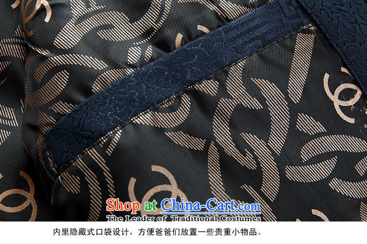 Hiv Rollet spring and autumn), Tang dynasty older men and packaged men Chinese thick jacket of older persons in long-sleeve sweater in Tang Dynasty Han-red T-shirt聽L picture, prices, brand platters! The elections are supplied in the national character of distribution, so action, buy now enjoy more preferential! As soon as possible.