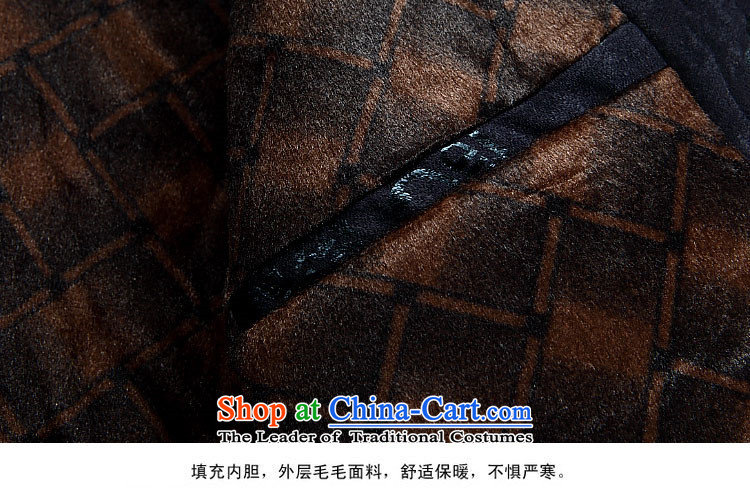 Hiv Rollet 2015 autumn and winter new manually disc detained thick cotton Tang dynasty BOURDEAUX聽L picture, prices, brand platters! The elections are supplied in the national character of distribution, so action, buy now enjoy more preferential! As soon as possible.