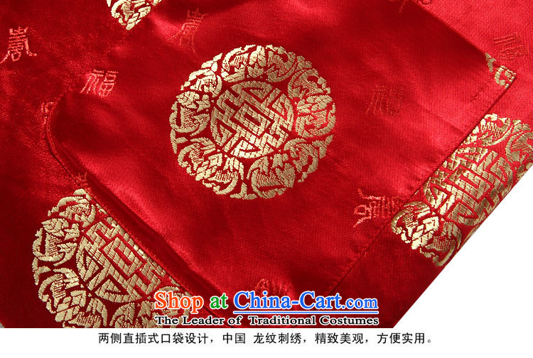 Hiv Rollet autumn and winter couples in Tang version older stylish warm couples Tang jacket female version red聽185 pictures, prices, brand platters! The elections are supplied in the national character of distribution, so action, buy now enjoy more preferential! As soon as possible.