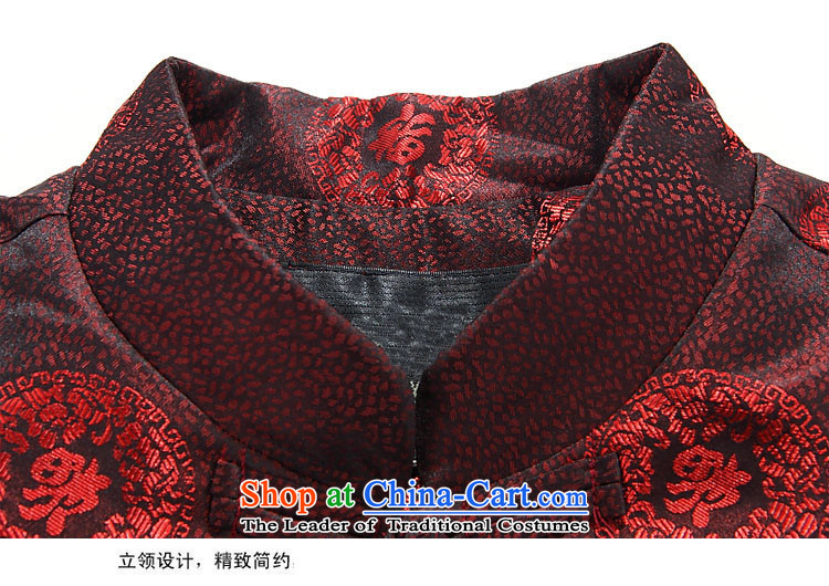 Hiv Rollet autumn and winter coats of older couples couples Tang dynasty women version red cotton聽170 pictures, prices, brand platters! The elections are supplied in the national character of distribution, so action, buy now enjoy more preferential! As soon as possible.