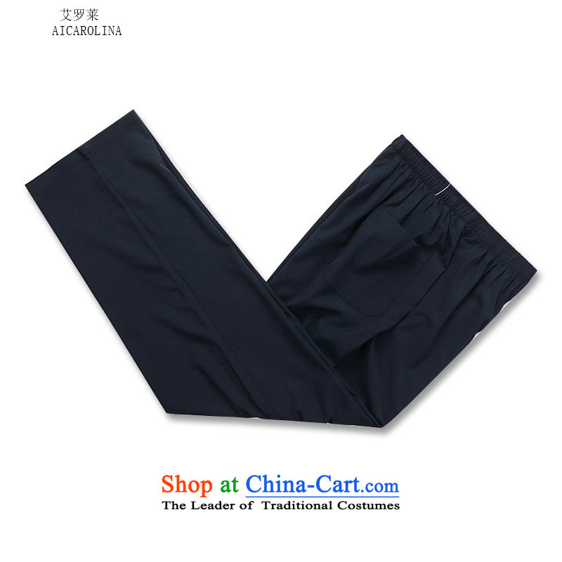 Hiv Rollet 2015 Fall/Winter Collections of new products in the Tang dynasty China wind Older long-sleeved black pants kit聽XL, HIV (AICAROLINA ROLLET) , , , shopping on the Internet