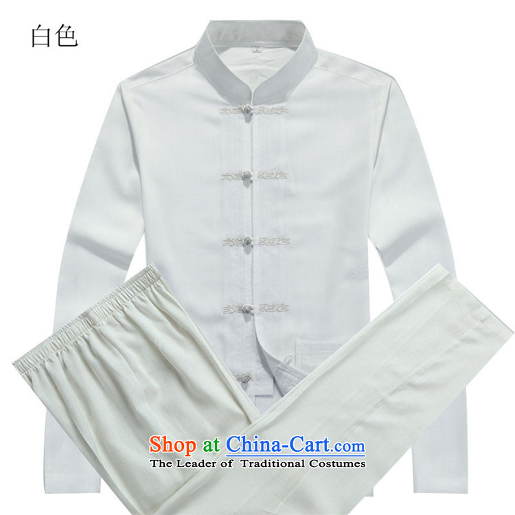 Rollet HIV from older men Tang jackets autumn and winter set long-sleeved White聽XXL kit picture, prices, brand platters! The elections are supplied in the national character of distribution, so action, buy now enjoy more preferential! As soon as possible.
