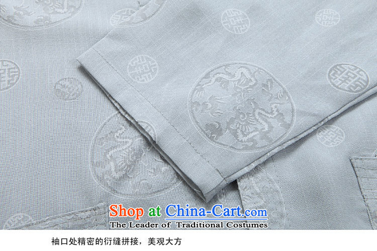 Hiv Rollet autumn and winter men Tang Dynasty Package round Ma Tang dynasty white long-sleeved kit聽XXL picture, prices, brand platters! The elections are supplied in the national character of distribution, so action, buy now enjoy more preferential! As soon as possible.