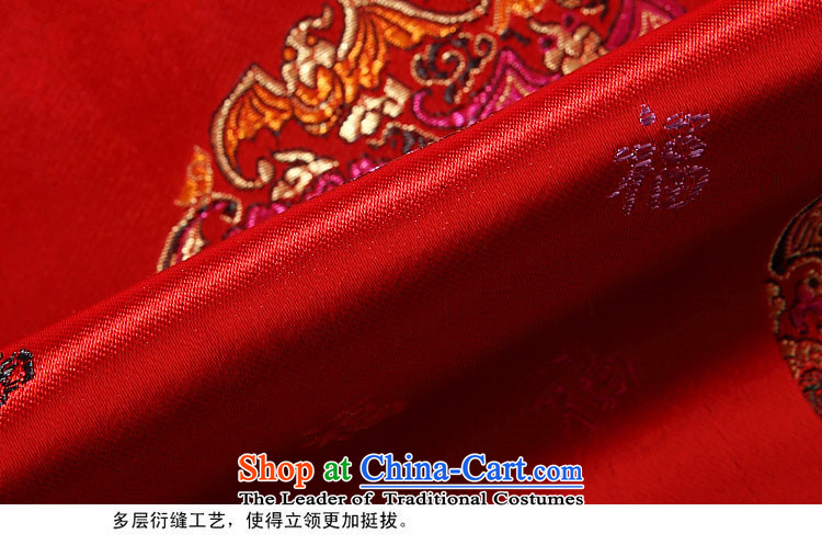Hiv middle-aged men Rollet, Ms. Tang dynasty fashion lovers Tang jacket female version red聽160 pictures, prices, brand platters! The elections are supplied in the national character of distribution, so action, buy now enjoy more preferential! As soon as possible.