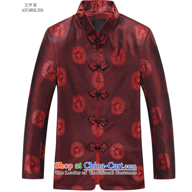 Hiv Rollet 2015 autumn and winter in older men, couples, Tang Dynasty Package Male Red Kit�170