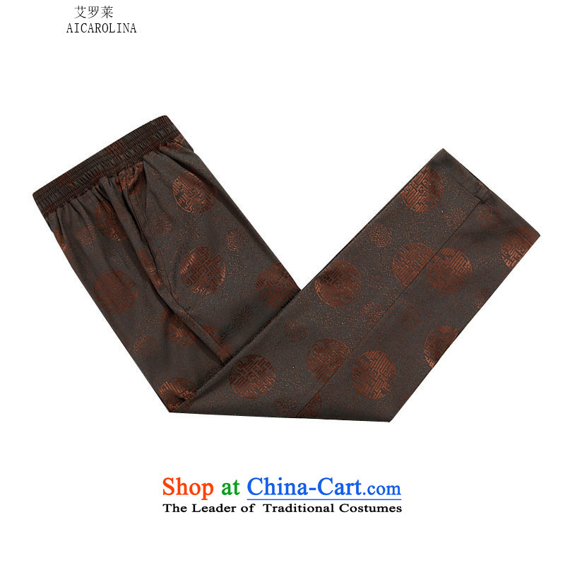 Hiv Rollet spring and autumn), Tang dynasty older men and packaged millennium long-sleeved sweater Han-brown kit聽XXXL, HIV ROLLET (AICAROLINA) , , , shopping on the Internet