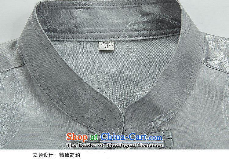 Rollet HIV from older men fall and winter long-sleeved Tang dynasty China wind round Tang Lung blouses trouser press kit red kit聽L picture, prices, brand platters! The elections are supplied in the national character of distribution, so action, buy now enjoy more preferential! As soon as possible.