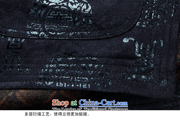 Hiv Rollet 2015 autumn and winter new manually disc detained thick cotton in older men Tang blue XXXL picture, prices, brand platters! The elections are supplied in the national character of distribution, so action, buy now enjoy more preferential! As soon as possible.